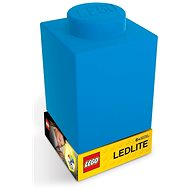 LEGO Classic Szilikon kocka - kék - Éjszakai fény