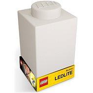 LEGO Classic Szilikon kocka - fehér - Éjszakai fény