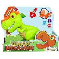 Junior Megasaur: T-Rex - zöld - Interaktív játék