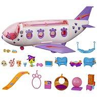 Littlest Pet Shop Repülőgép - Játékszett