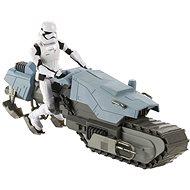 Star Wars E9 Jármű - Játék szett