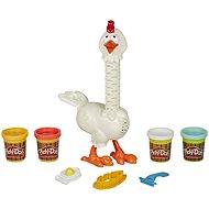 Play Doh Animal Crew - Cluck-a-Dee - Játék szett