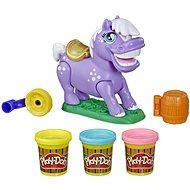 Play Doh Animal Crew - Póni - Játék szett