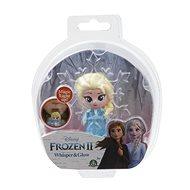 Jégvarázs 2: világító mini játékfigura - Elsa Travelling - Figura