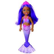Barbie Chelsea hableány - Baba