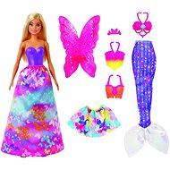 Barbie baba tündér kiegészítőkkel - Játékbaba
