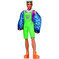 Barbie Bmr1959 Ken, zöld hajjal deluxe kollekció - Baba