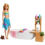 Barbie Wellness baba gyógyfürdőben játék szett - Játék szett