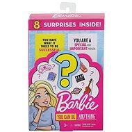Barbie ruhák foglalkozások alapján, meglepetéssel - Játék szett