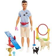 Barbie Karrierbabák - Ken kutyakiképző