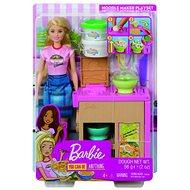 Barbie baba és ázsiai étterem - Baba