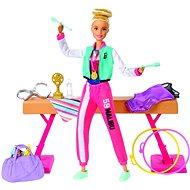 Barbie Tornász játék szett - Baba