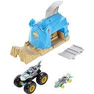 Hot wheels monster trucks verseny játékkészlet - Játék szett