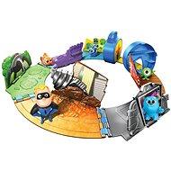 Pixar mini világ játékkészlet - Játékszett