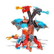 Mega Bloks Kétfejű sárkány - Figura