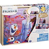 Frozen 2 fából készült puzzle - Puzzle