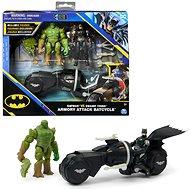 Batman játékkészlet motorkerékpárral - Figura
