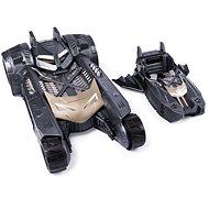Batman Batmobil és denevérhajó figurához 10cm - Figura kiegészítő