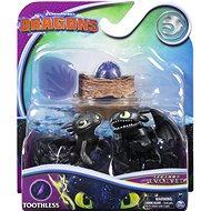 Sárkányok Evolution Pack - Toothless - Figurák