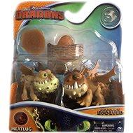 Figura Sárkányok Evolution Pack - Meatlug