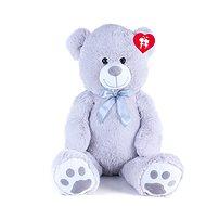 Rappa Bady medve függőcímkével, 100 cm - Plüssjáték