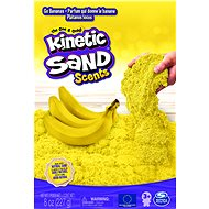Kinetic Sand Illatos folyékony homok - Bananas - Kinetikus homok