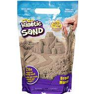 Kinetic Sand Barna homok 0,9 kg - Kreatív szett