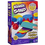 Kinetikus homok szivárvány játék készlet - Kinetikus homok