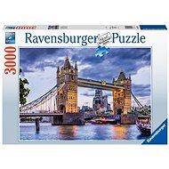 Ravensburger 160174 London, 3000 darabos - Puzzle