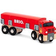 Brio World 33657 rönkszállító teherautó - Vasútmodell kiegészítő