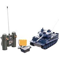 Tank RC TIGER I 40MHz - RC modell