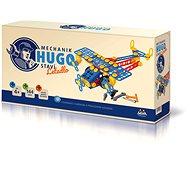Hugo, a műszerész Repülőgépet épít - Seva építőkészletet - Építőjáték