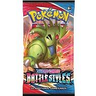 Pokémon TCG: SWSH05 - Booster - Kártyajáték