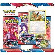 Pokémon TCG: SWSH05 - 3 Blister Booster - Kártyajáték