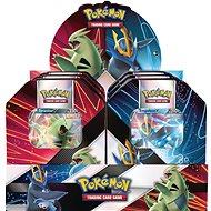 Pokémon TCG: V Strikers Tin (Tyranitar V / Empoleon V) - Kártyajáték