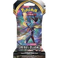 Pokémon TCG: SWSH02 Rebel Clash Booster - Kártyajáték