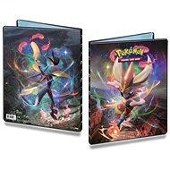 Pokémon: SWSH02 Rebel Clash - A4-es album - Kártyajáték