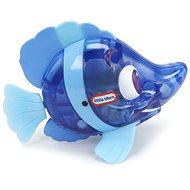 Világító halacska - kék - Vizijáték