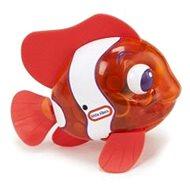 Világító halacska - narancsszín