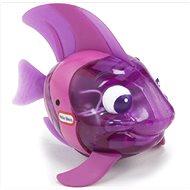 Világító halacska - lila
