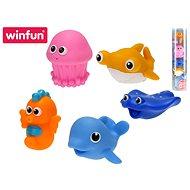 Óceáni állatok - Figurák