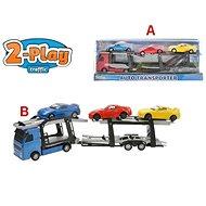 Autószállító - Játékautó