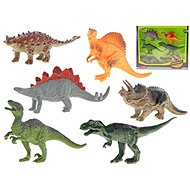 Dinoszauruszok 6 db - Figura