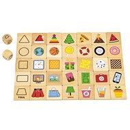 Fa puzzle - formák - Fa kirakós játékok
