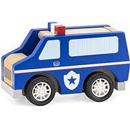 Fa rendőrautó - Fajáték