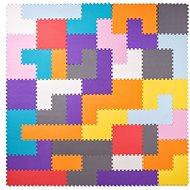 PLASTICA Fejtörő Habszivacs puzzle - Habszivacs puzzle
