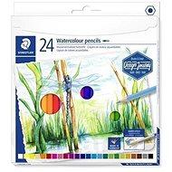 Staedtler Design Journey Akvarell színes ceruzák - 24 szín - Színes ceruzák