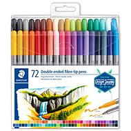 Staedtler Design Journey 72 szín - Filctoll