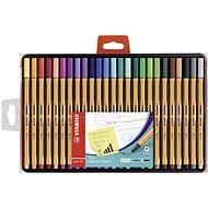 Stabilo Point 88 25 szín - Filctoll