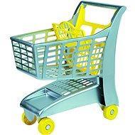 Androni Bevásárlókocsi gyereküléssel - szürke - Kocsi